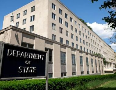 US condemns Russia's pressure on Georgian territories